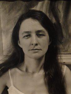 Georgia O'Keeffe in Chemise, 1918, by Alfred Stieglitz