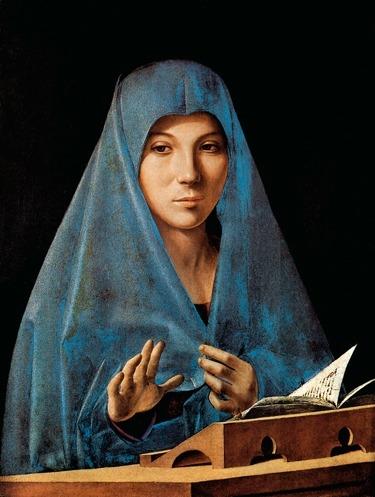 Antonello da Messina, Annunziata