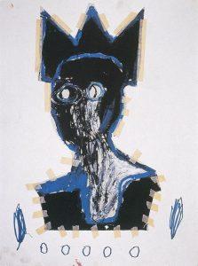 Basquiat Comme Des Garçons