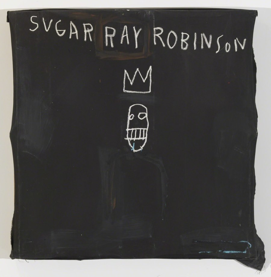 Untitled (Sugar Ray Robinson), 1982