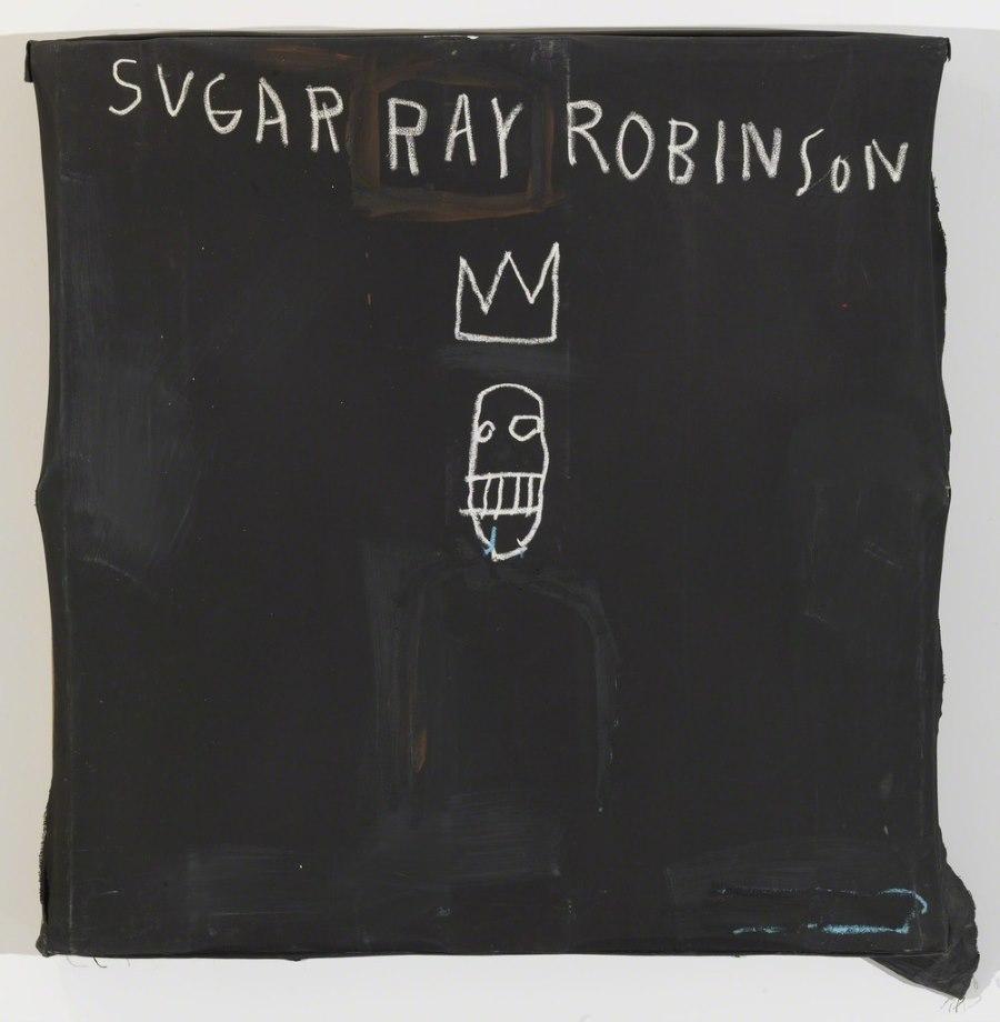 Untitled (Sugar Ray Robinson), 1982