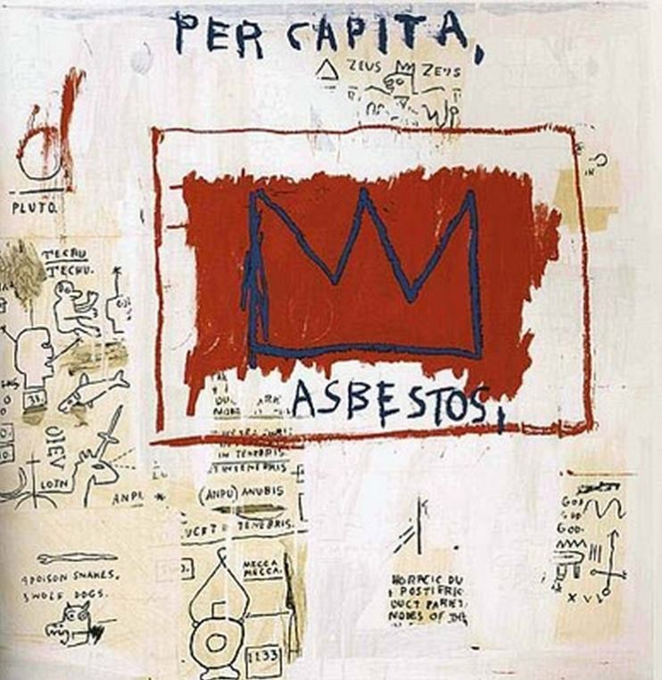 Jean Michel Basquiat - Per Capita artwork