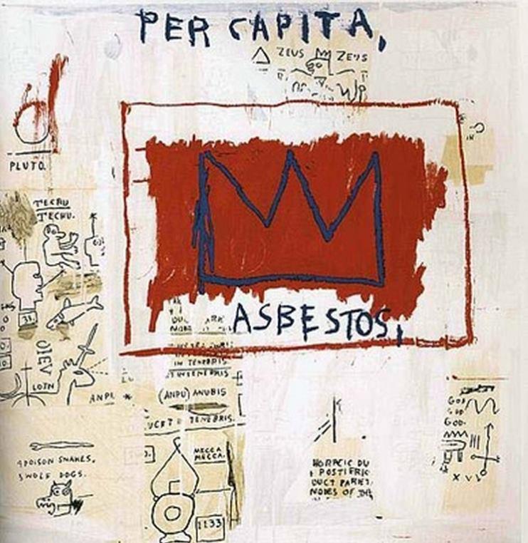 Jean Michel Basquiat - Per Capita artwork
