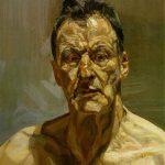 Reflection (Self-Portrait), 1985