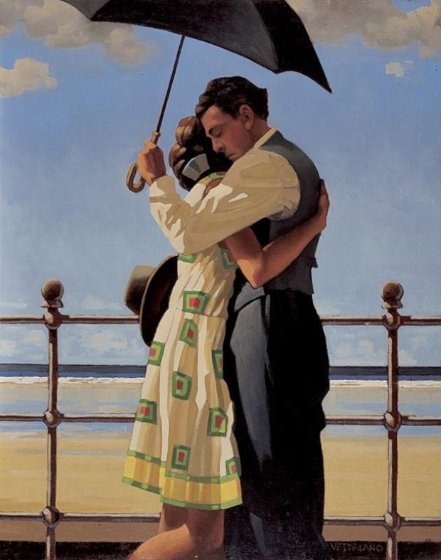 The Proposal - Jack Vettriano