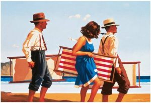 Sweet Bird of Youth - Jack Vettriano